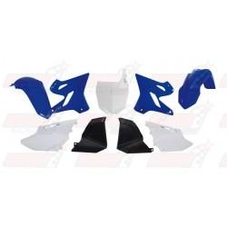 Kit plastique 6 pièces R'Tech origine pour Yamaha YZ 125/250 (2002-2017)