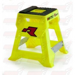 Trépied R'Tech R15 Worx Bike Stand jaune fluo