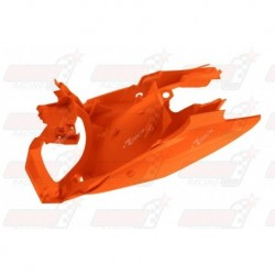Panneaux latéral R'Tech orange pour KTM (avec boite à air)