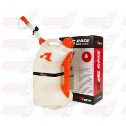 Bidon 15 litres R'Tech Gas Can orange