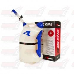 Bidon 15 litres R'Tech Gas Can bleu