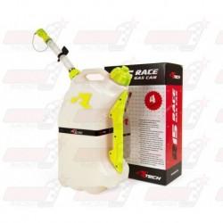 Bidon 15 litres R'Tech Gas Can jaune