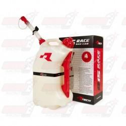 Bidon 15 litres R'Tech Gas Can rouge