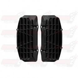 Grille de protection radiateur R'Tech noire pour KTM
