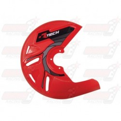 Protection de disque universel R'Tech rouge CRF