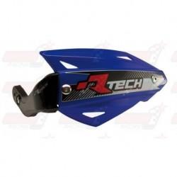 Protège-mains R'Tech Vertigo ATV couleur bleu YZF avec kit montage