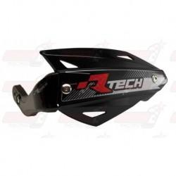 Protège-mains R'Tech Vertigo ATV couleur noir avec kit montage