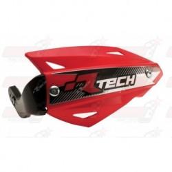 Protège-mains R'Tech Vertigo ATV couleur rouge CRF avec kit montage
