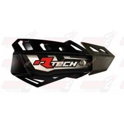 Protège-mains R'Tech FLX couleur noir avec kit montage