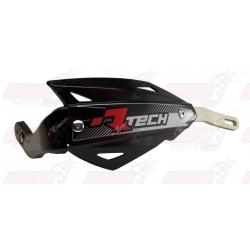 Protège-mains R'Tech Vertigo couleur noir avec kit montage alu