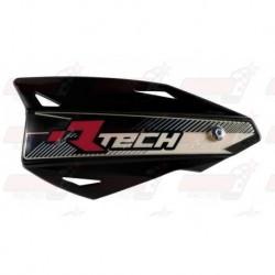 Protège-mains R'Tech Vertigo couleur noir avec kit montage