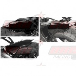 Lèche-roue noir R&G Racing pour Yamaha FZ8 (2010-2012)