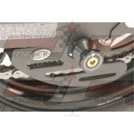 Pions de bras oscillant R&G Racing pour Kawasaki ZX 250R Ninja (2008-2013)