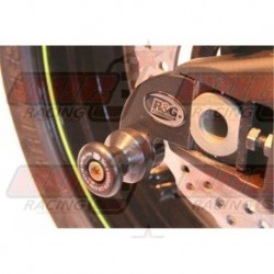 Pions de bras oscillant R&G Racing pour Kawasaki ZX6 R/RR (2007-2013)