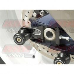 Pions de bras oscillant avec platine de tension R&G Racing pour Suzuki GSX-R 750 (2011-2013)