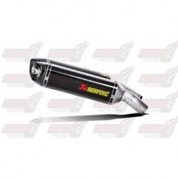 Silencieux Akrapovic S-D10SO3-ZC finition carbone pour Ducati 1098 /S/R (2007-2009)  1198 /S (2009-2011) 848 /Evo (2008-2014)