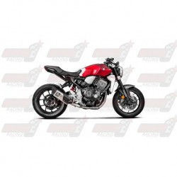Collecteur inox Akrapovic S-H10SO20-HAPLT pour Honda CB1000 R (2018)