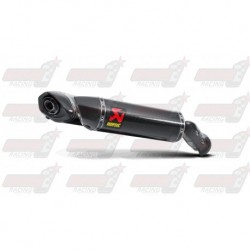 Silencieux titane Akrapovic S-Y10SO10-HZC finition carbone pour Yamaha YZF-R1 (2009-2014)