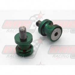 Pions de bras oscillant R&G Racing M10 couleur Vert