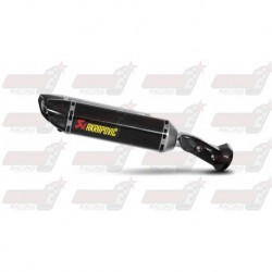 Silencieux titane Akrapovic S-Y10SO9-ZC finition carbone pour Yamaha YZF-R1 (2009-2014)