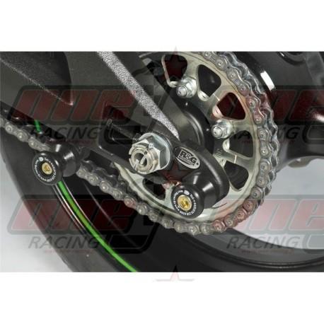 Pions de bras oscillant R&G Racing pour Kawasaki ZX10R (2011-2013)