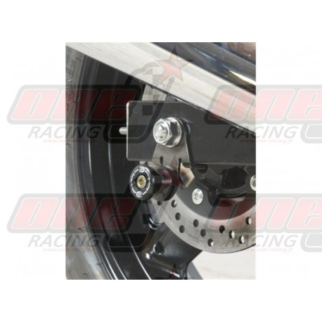 Pions de bras oscillant R&G Racing pour Suzuki Inazuma 250 (2012-2013)