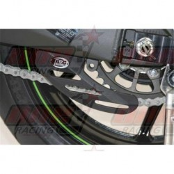 Protège couronne racing (dent de requin) R&G Racing en abs noir