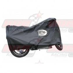 Housse de protection moto noir R&G Racing universelle pour intérieur