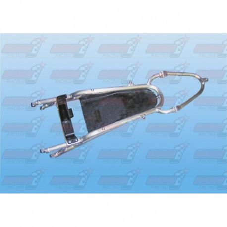 Boucle arrière racing alu avec support batterie carbone (arrière de cadre) pour Yamaha R1 (2007-2008)