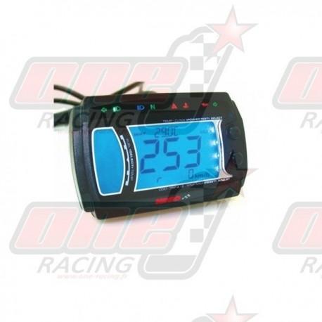 Compteur de vitesse digital Kos XR-SRN universel