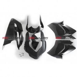 Kit carénage complet racing WSBK carbone FullSix pour Ducati Panigale V4