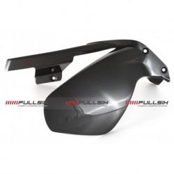 Pare boue arrière carbone FullSix pour Ducati Panigale V4