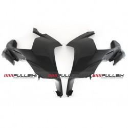Flans supérieur carbone FullSix pour Ducati Panigale V4
