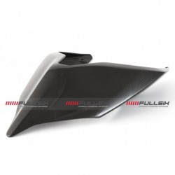 Coque de selle carbone FullSix pour Ducati Panigale V4
