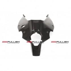 Dessous de selle carbone FullSix pour Ducati Panigale V4