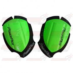 Sliders bois Power Face Spécial Course couleur vert