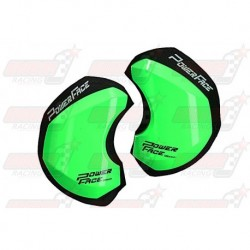 Sliders bois Power Face Race couleur vert
