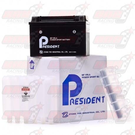 Batterie President 6N2A-2C-3