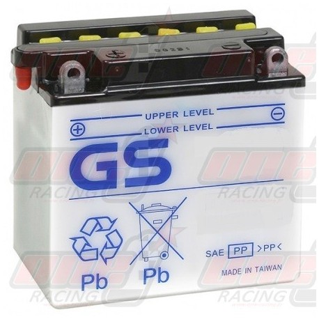 Batterie GS 6MC-4 C60-N24AL-B