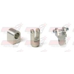 Kit de rabaissement -30 mm pour Honda CBF 600 type PC38/ 43 (2004-2013)