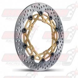 Disques de frein avant Brembo série SuperSport 300mm 5.5mm pour Yamaha YZF-R6 (1999-2002) YZF-R1 (1998-2003)