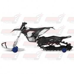 Kit de conversion snowbike Camso DTS 129 pour moto tout-terrain