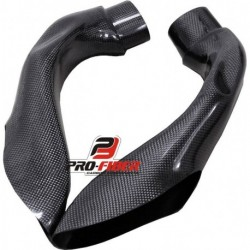 Conduits d'air carbone Pro Fiber pour Aprilia RSV4 (2015-2018)