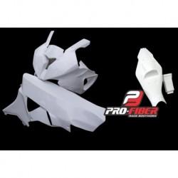 Carénage complet fibre racing Pro Fiber pour Bmw S1000RR (2009-2011)