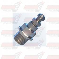 Vis de purge automatique STAHLBUS M12x1.0x10 acier