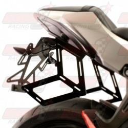 Support de sacoches latérale Valter pour Kawasaki Z 650 (2017-2018)