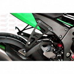 Support d'échappement Valter Moto pour Kawasaki ZX10 R / ABS (2011-2018)