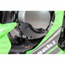Protection de carter moteur gauche MP-L Gilles Tooling pour Kawasaki ZX-10 R (2011-2015)