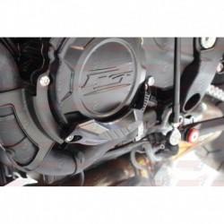 Protection de carter moteur gauche MP-L Gilles Tooling pour MV Agusta 800 Brutale / F3 (2013-2016)