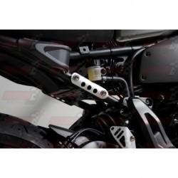 Couvercles de suppression de repose pied passager Gilles Tooling pour Yamaha XSR 700 (2015-)